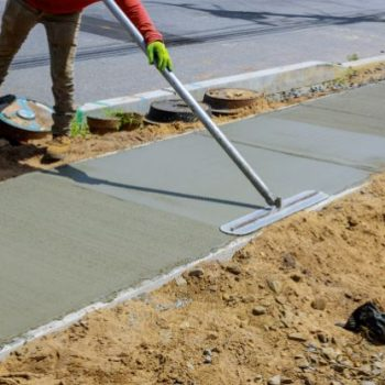 Complete Concreters Sunshine Coast finishing commercial concreting in Meridan Plains (1)